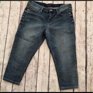 Seven7 Girlfriend Jeans Size 12